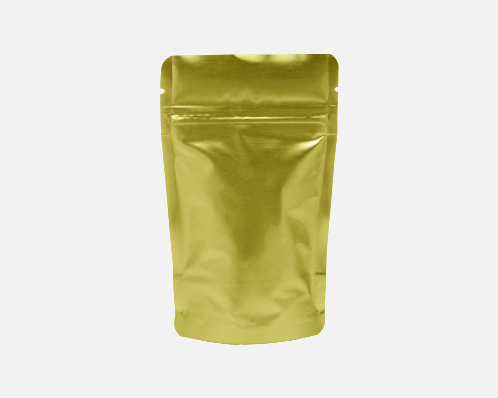1oz (28g) Stand Up Zip Pouch