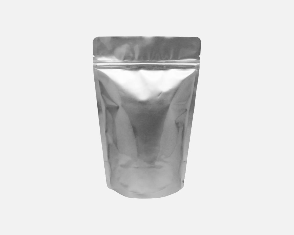 2oz (60g) Stand Up Zip Pouch