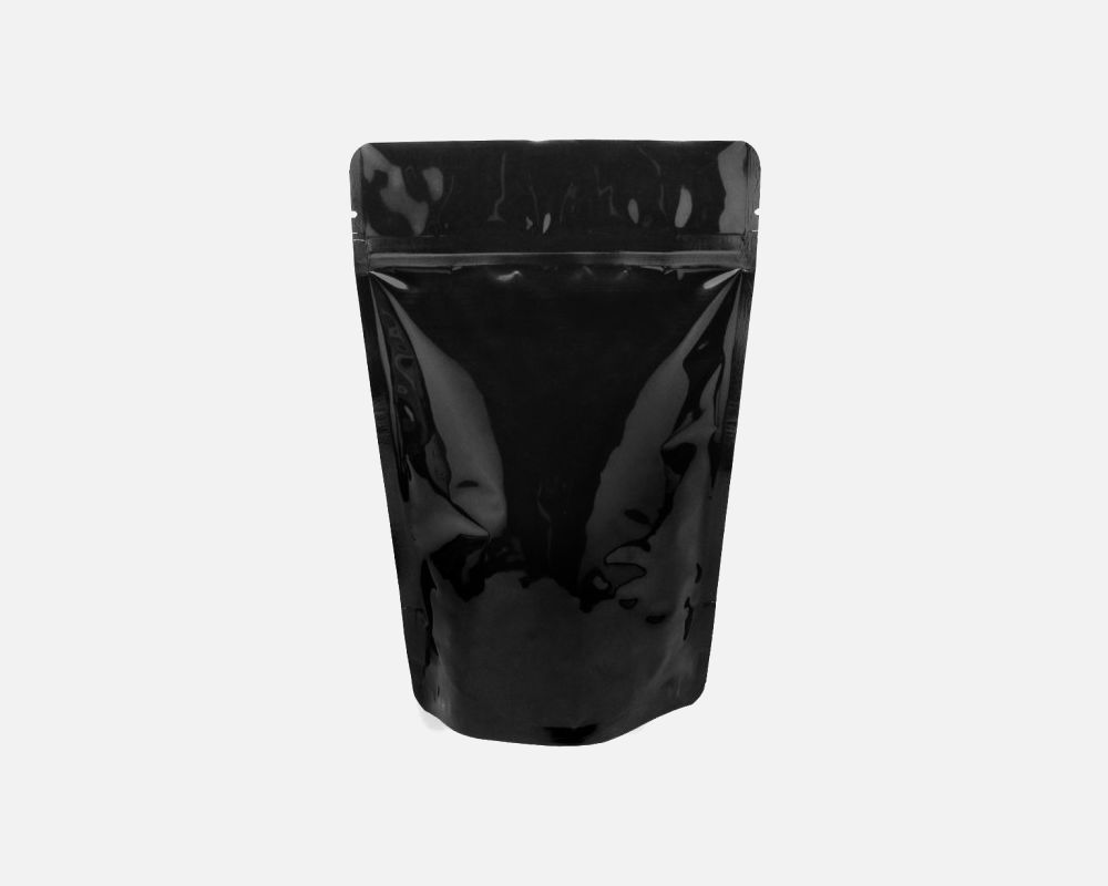 8oz (225g) Stand Up Zip Pouch