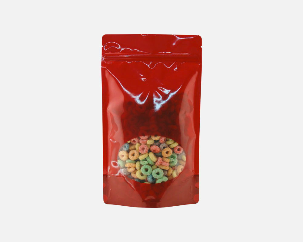4oz (110g) Window Stand Up Pouch
