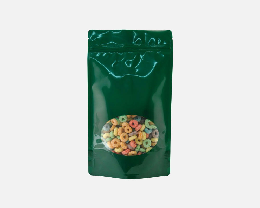 16oz (450g) Window Stand Up Pouch