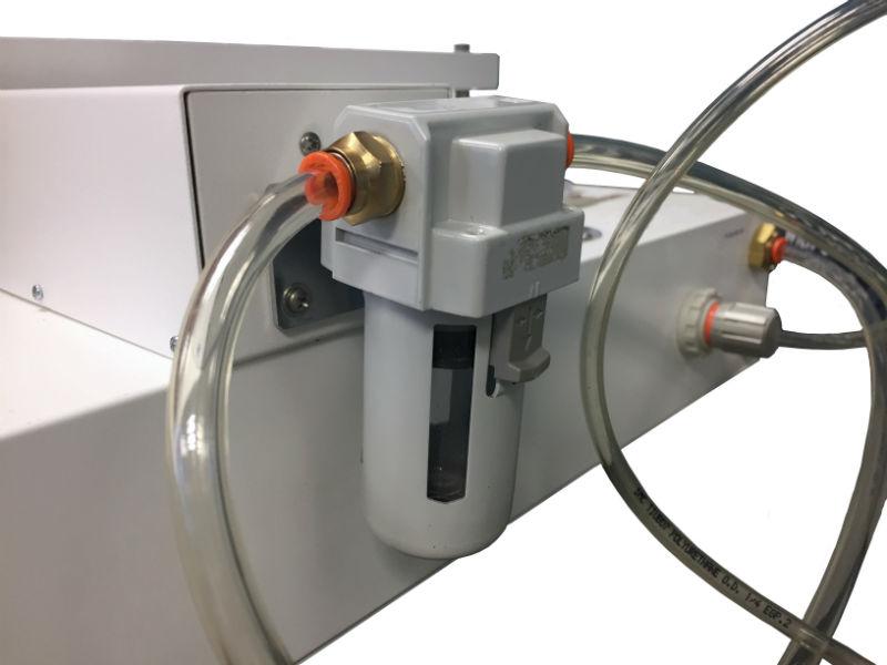 Option: Vacuum Filter & Regulator