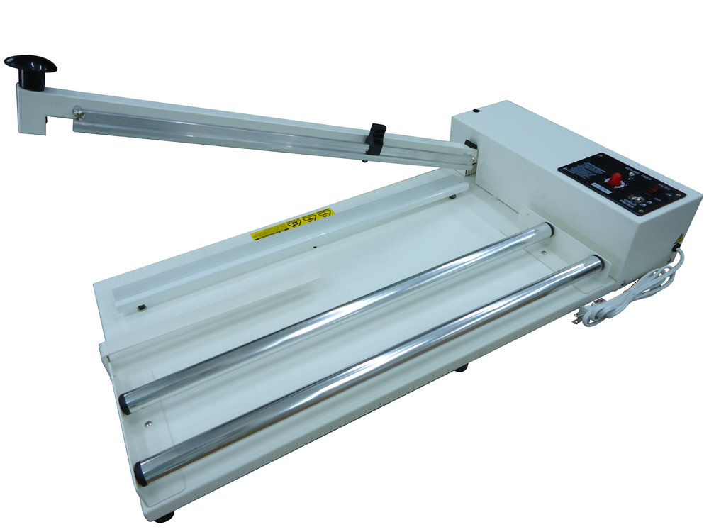 I-Bar Sealer w/ Sliding Cutter