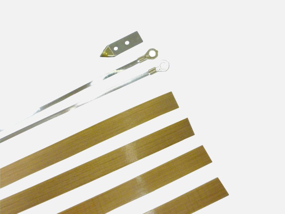 W-Series I-Bar w/ Cutter (Flat)