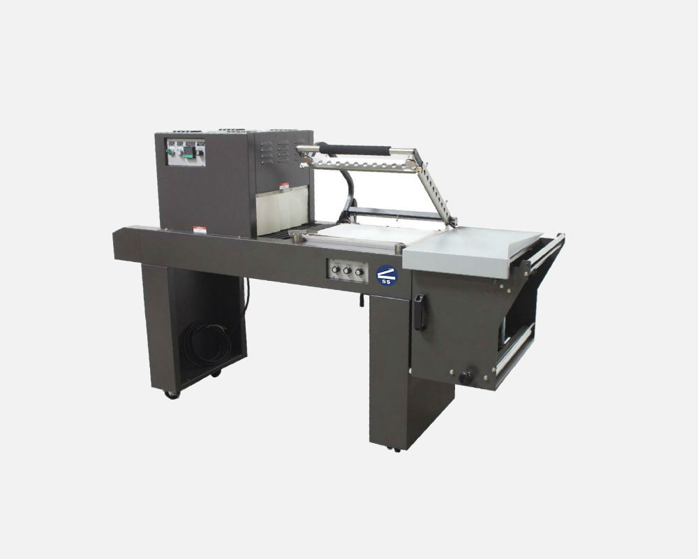 Combo L-Bar Sealers and Shrink Tunnels