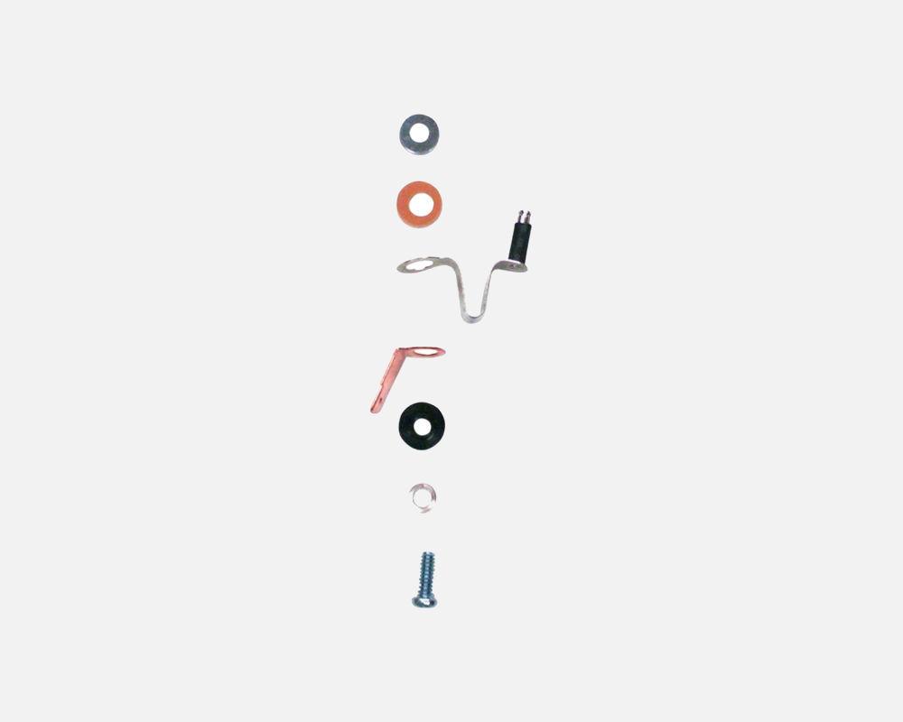 TISA-Series Heating Terminal Assembly