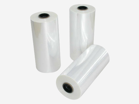 PVC Shrink Film. 75G, 500ft