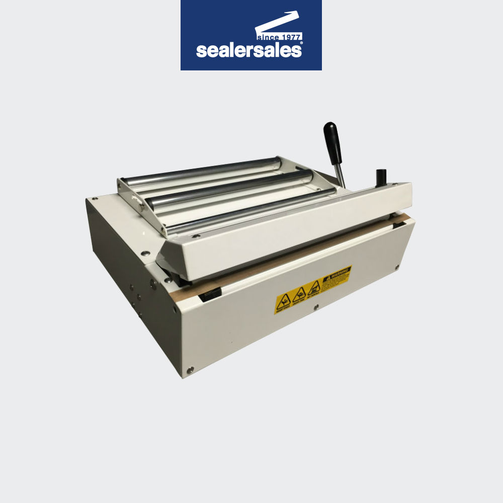 D-3010HCA - an impulse sealer designed for sealing sterile bags and tubing.