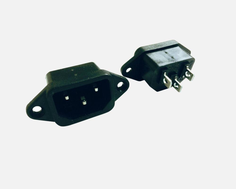 Band Sealer Socket for Power Cord