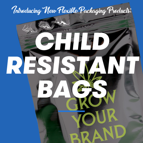 - Child Resistant & Tamper Proof