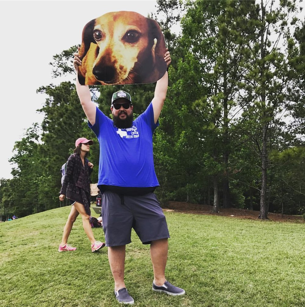 "Chad with ""Fathead Emma"" was definitely a highlight!"