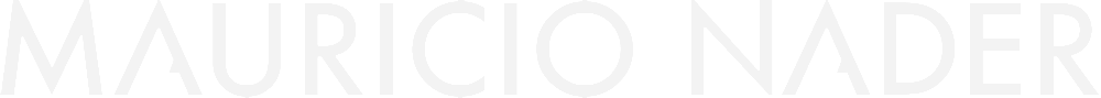 Mauricio Nader Logotipo