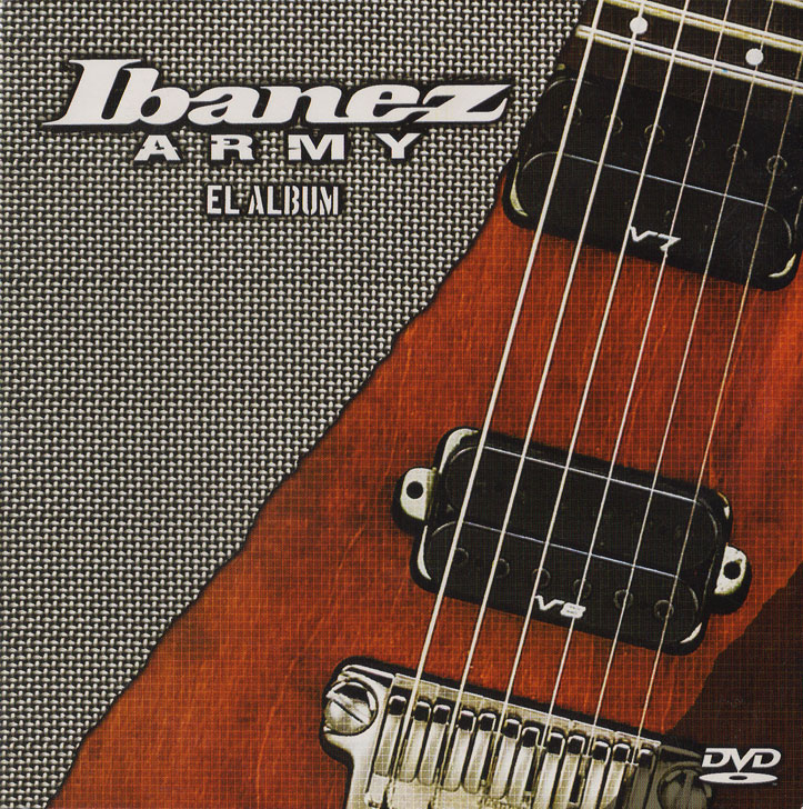 DVD Ibanez Army