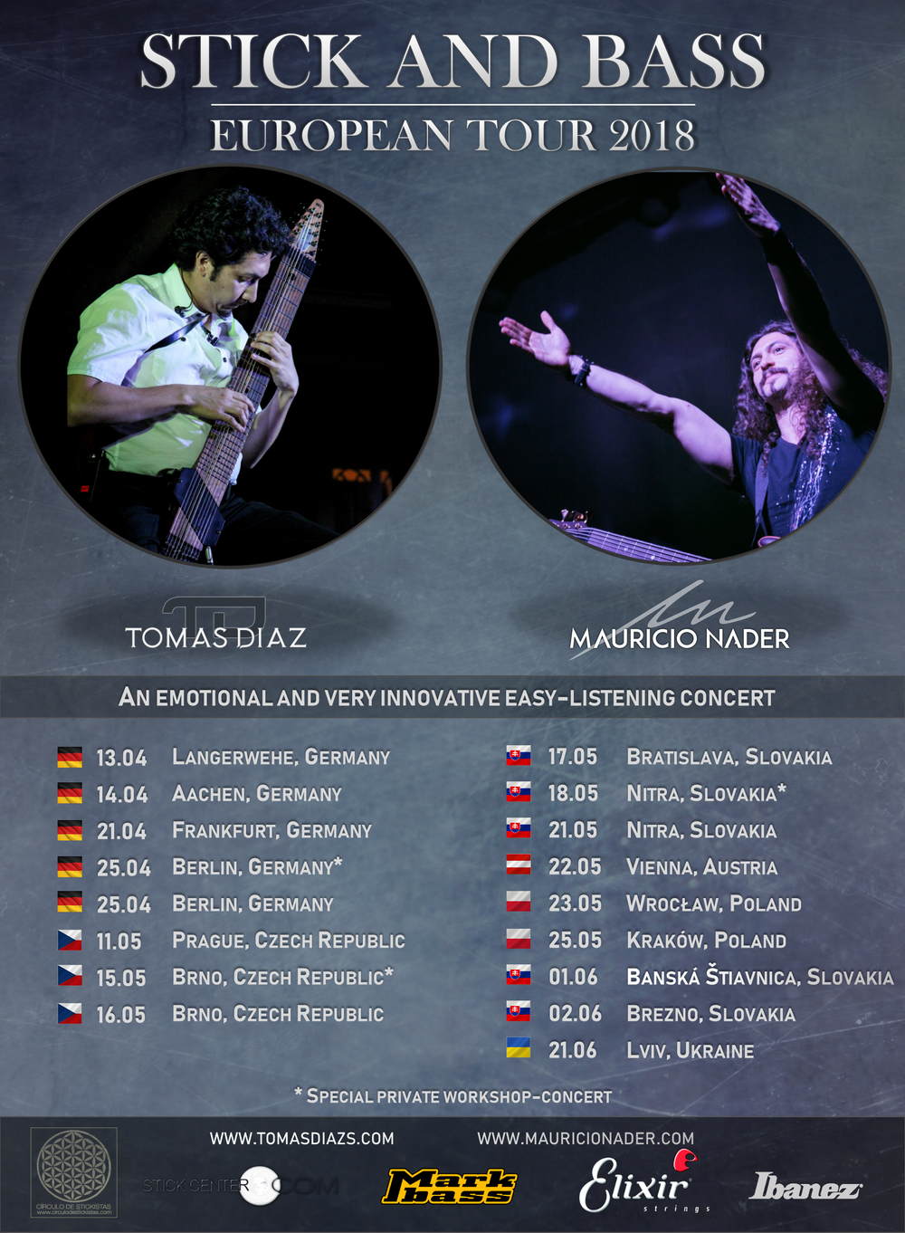 Stick and Bass European Tour 2018 Part 1.png