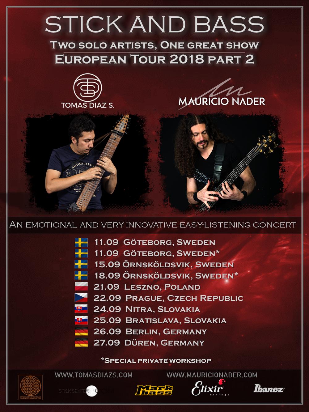 Stick and Bass European Tour 2018 Part 2.png