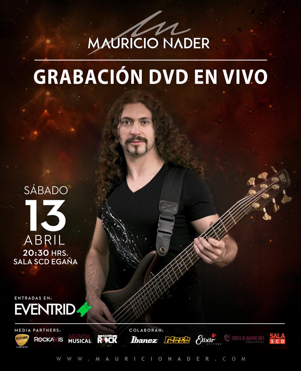 Concierto DVD 2019