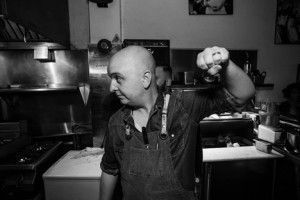 ERIC WOOD - CHEF & SOCIAL ENTERPRISE MAVEN