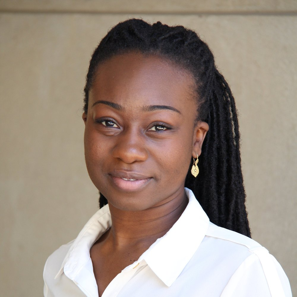 EUGENIA DUODU - CEO of Visions of Science Network for Learning