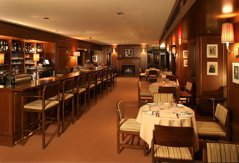 tower bar bar seating