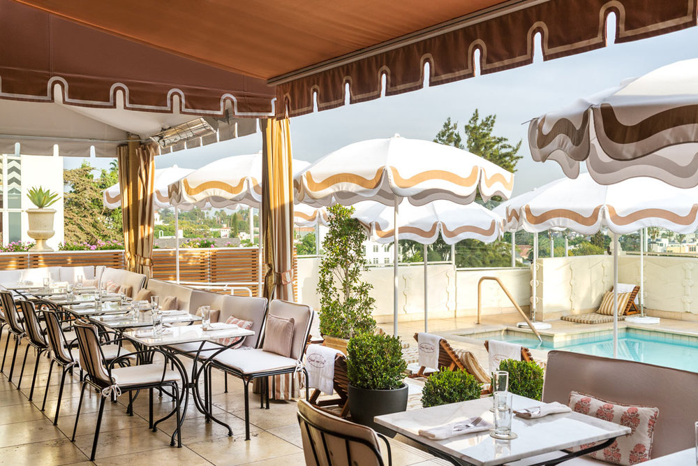 Breakfast On The Terrace - Book the accommodation of your choice and receive complimentary Continental Buffet Breakfast for up to two guests served daily on our newly redesigned Terrace.