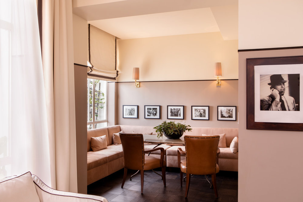 Suite Life - Book any suite of your choice and receive the following amenities - package includes complimentary Continental Buffet Breakfast for up to 2 guests served daily on our Terrace, early check in and late check out based on availability, bottle of Prosecco upon arrival.