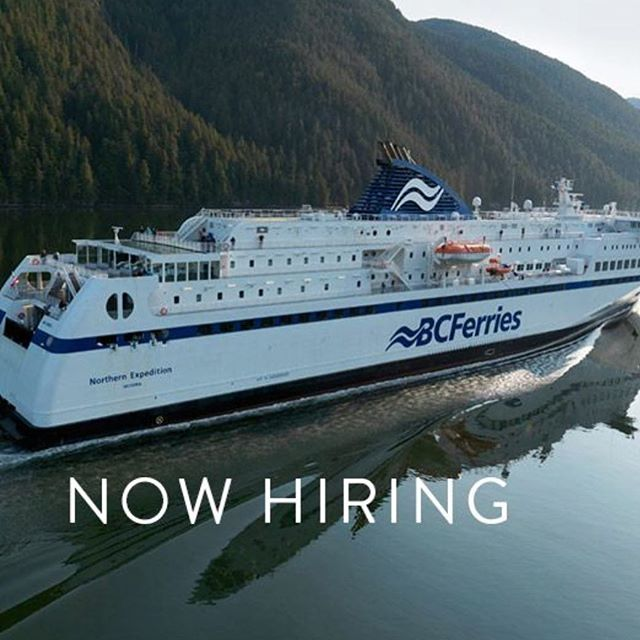 Now hiring at Jusu Tsawwassen Ferry Terminal! If you're fun, energetic and into health click on the link in our bio and apply!