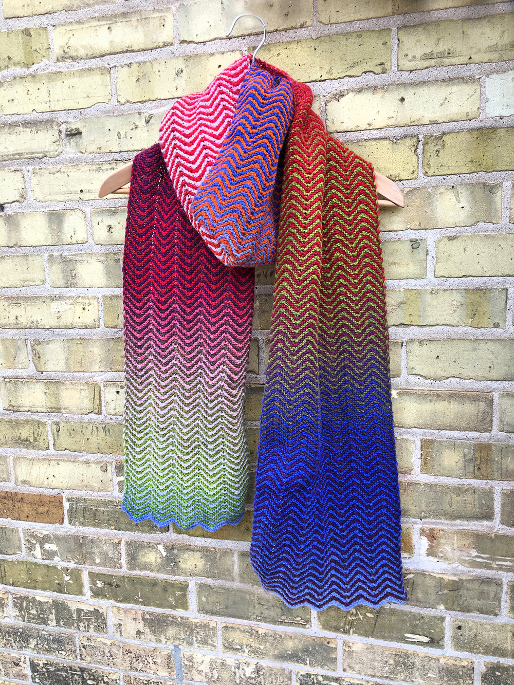 Point Beach Scarf