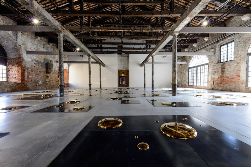 """Pavilion of Time and Infinity, installation by Liu Janhua"", Photo: Andrea Avezzù. Courtesy: La Biennale di Venezia, [available] chromart.org."
