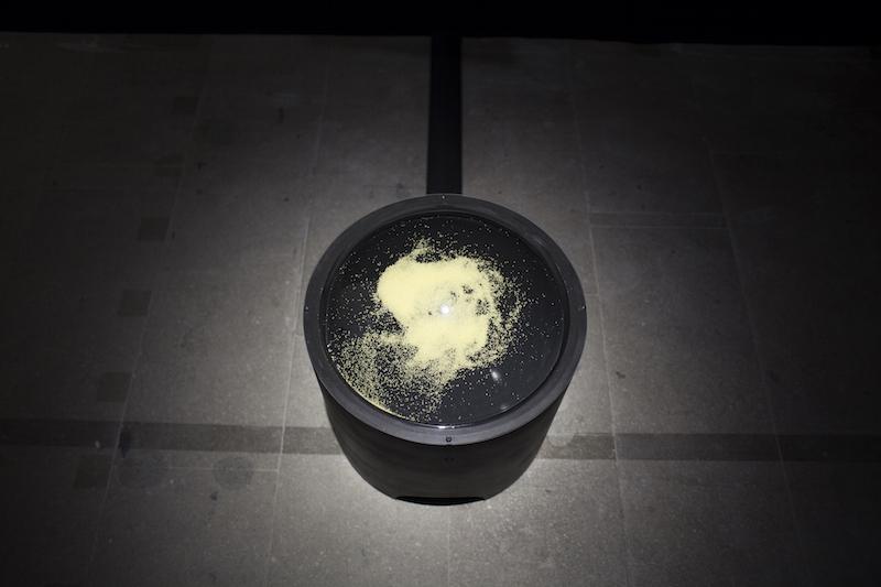 "Kader Attia, ""Narrative Vibrations"" at Arsenale, Venice Biennale 2017. Photo by Italo Rondinella, Courtesy of the Venice Biennale."