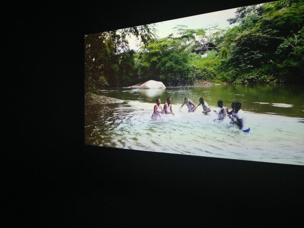 "Marcos Avila Forero (France/Colombia), ""Atrato"", video HD, color/sound, 13'52"". Photocredits: Anna Gargarian."