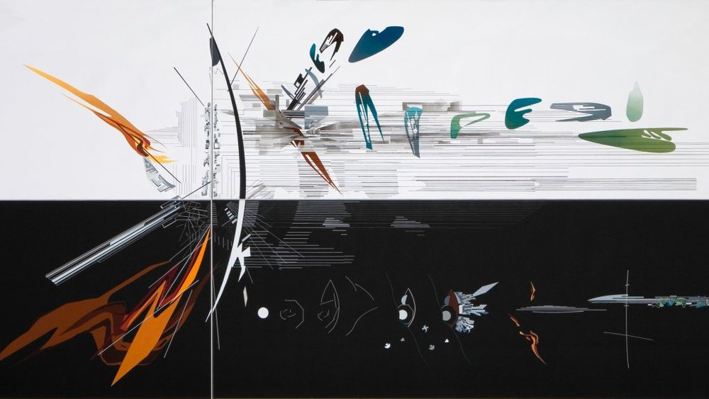 Zaha Hadid, Early Paintings and Drawings