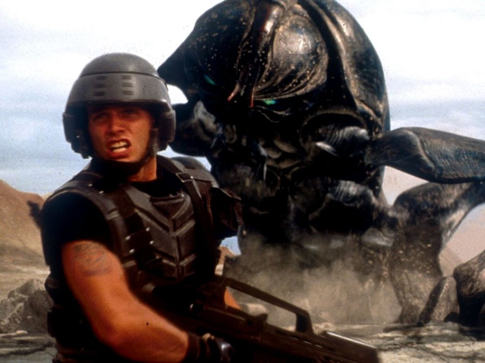 On Starship Troopers