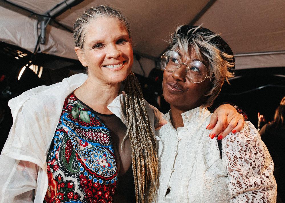 MelaninASS CEO, Dominique Drakeford & Activist Michaela Angela Davis