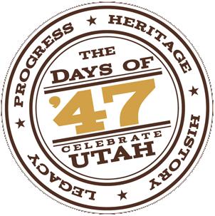 days of '47 celebrations