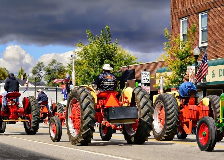 davis county parades