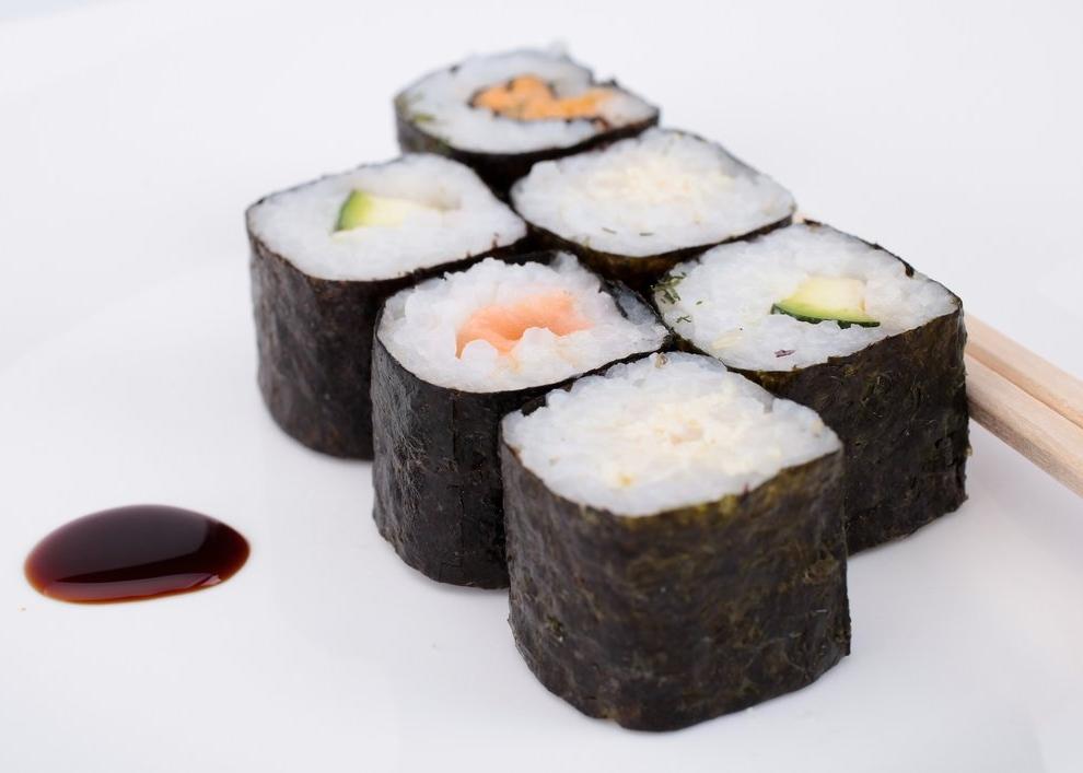 Davis County Sushi locations
