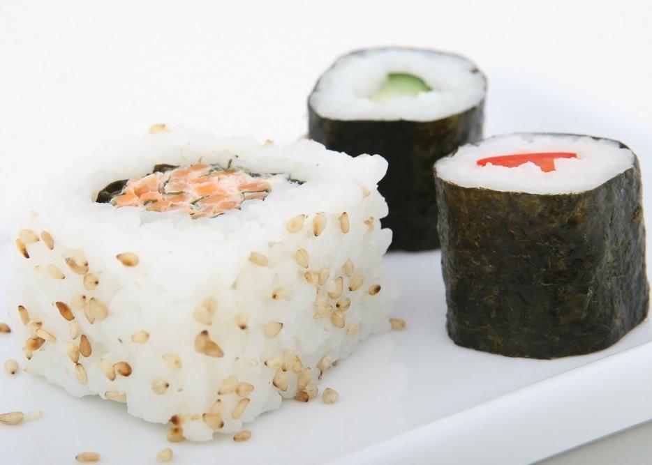 The best sushi in Davis County, UT