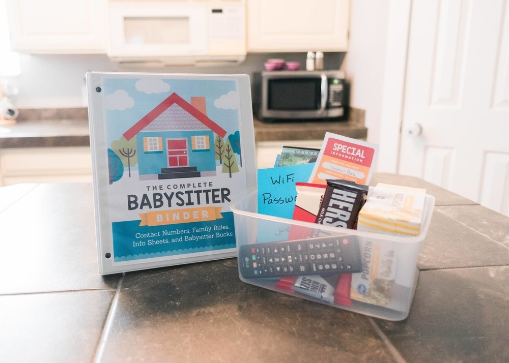six tips to keep your babysitter coming back
