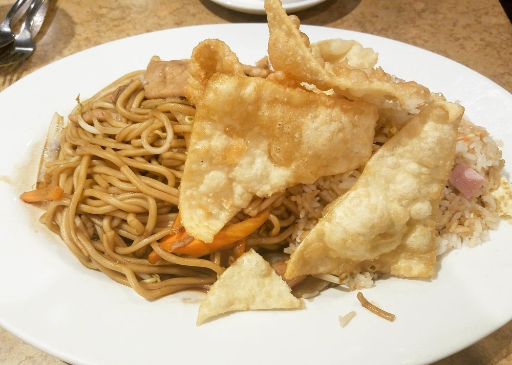 Joy Luck Chicken Lo Mein