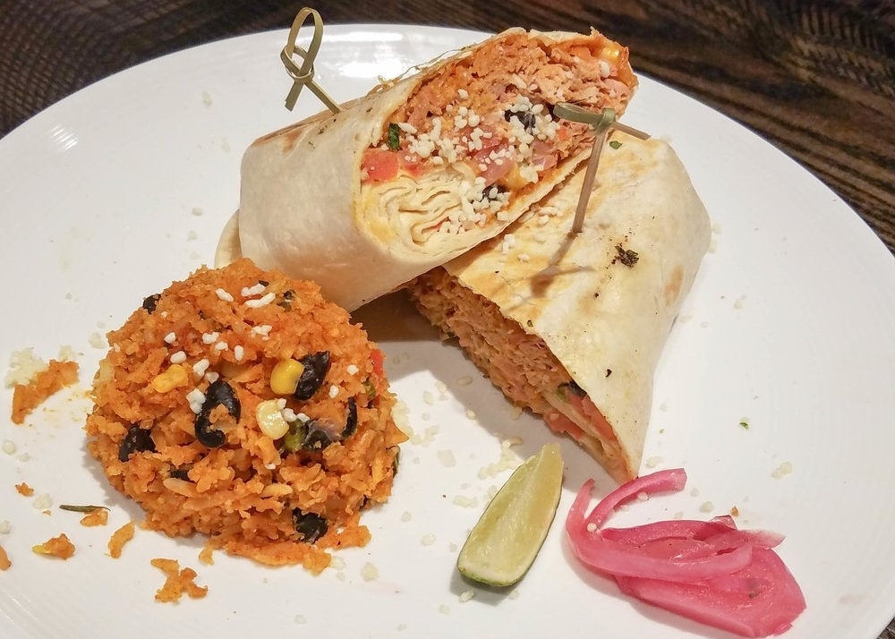 Tortilla Union Southwest Burrito