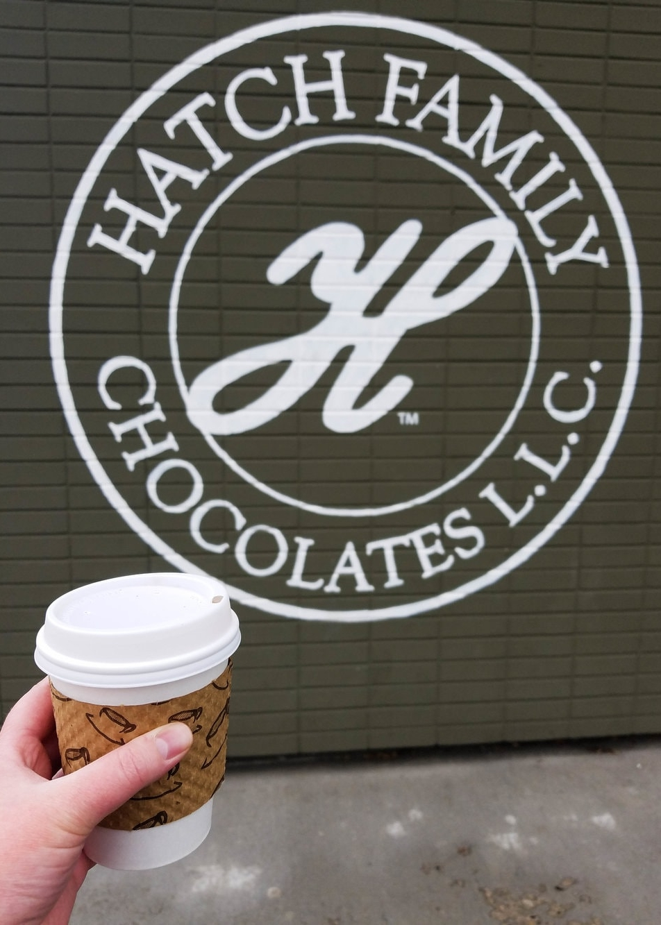 Hatch Family hot chocolate