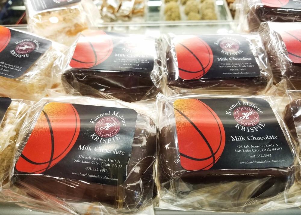 Karmel Malone Krispie - Hatch Family Chocolates