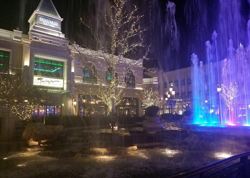 Fountains at Farmington Station Park