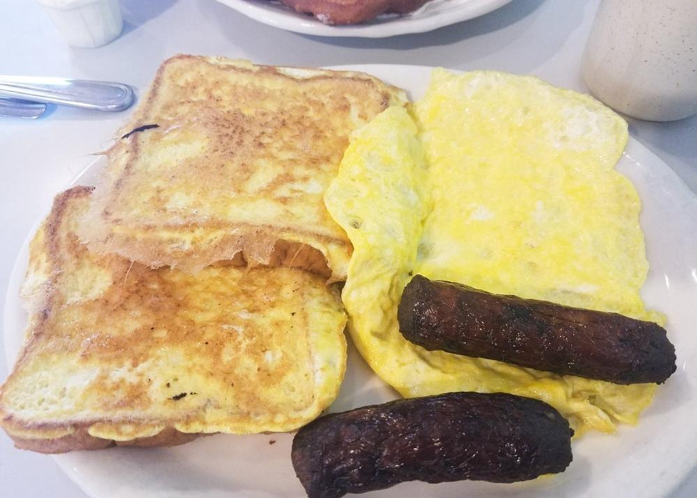 Breakfast at Granny Annie's