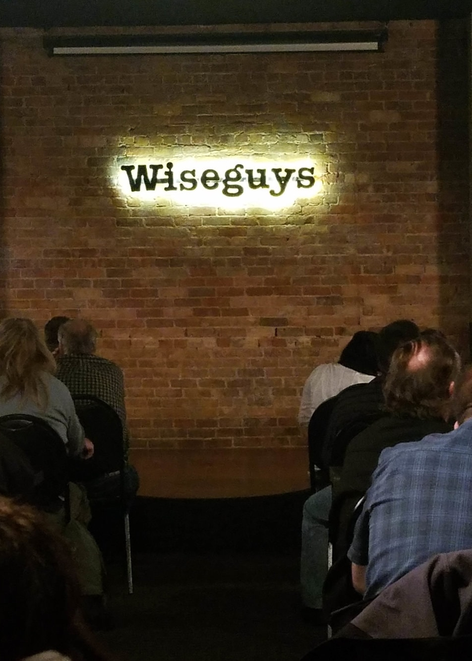 Wiseguys Comedy  Club