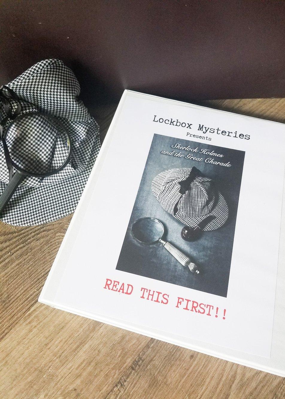 Lockbox Mysteries