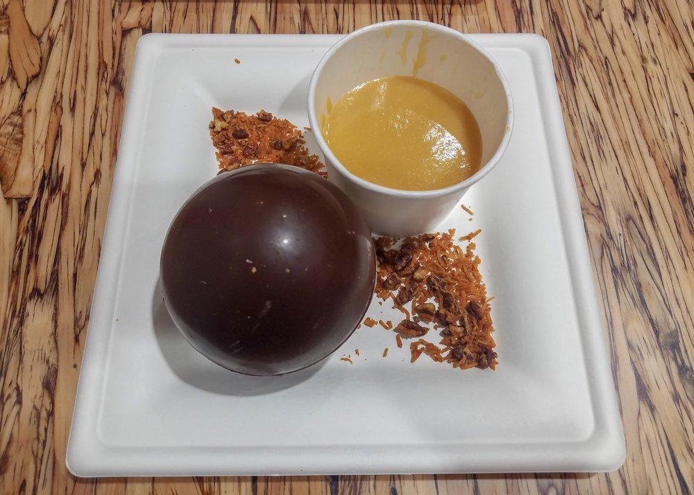 Last Course German Chocolate Cake