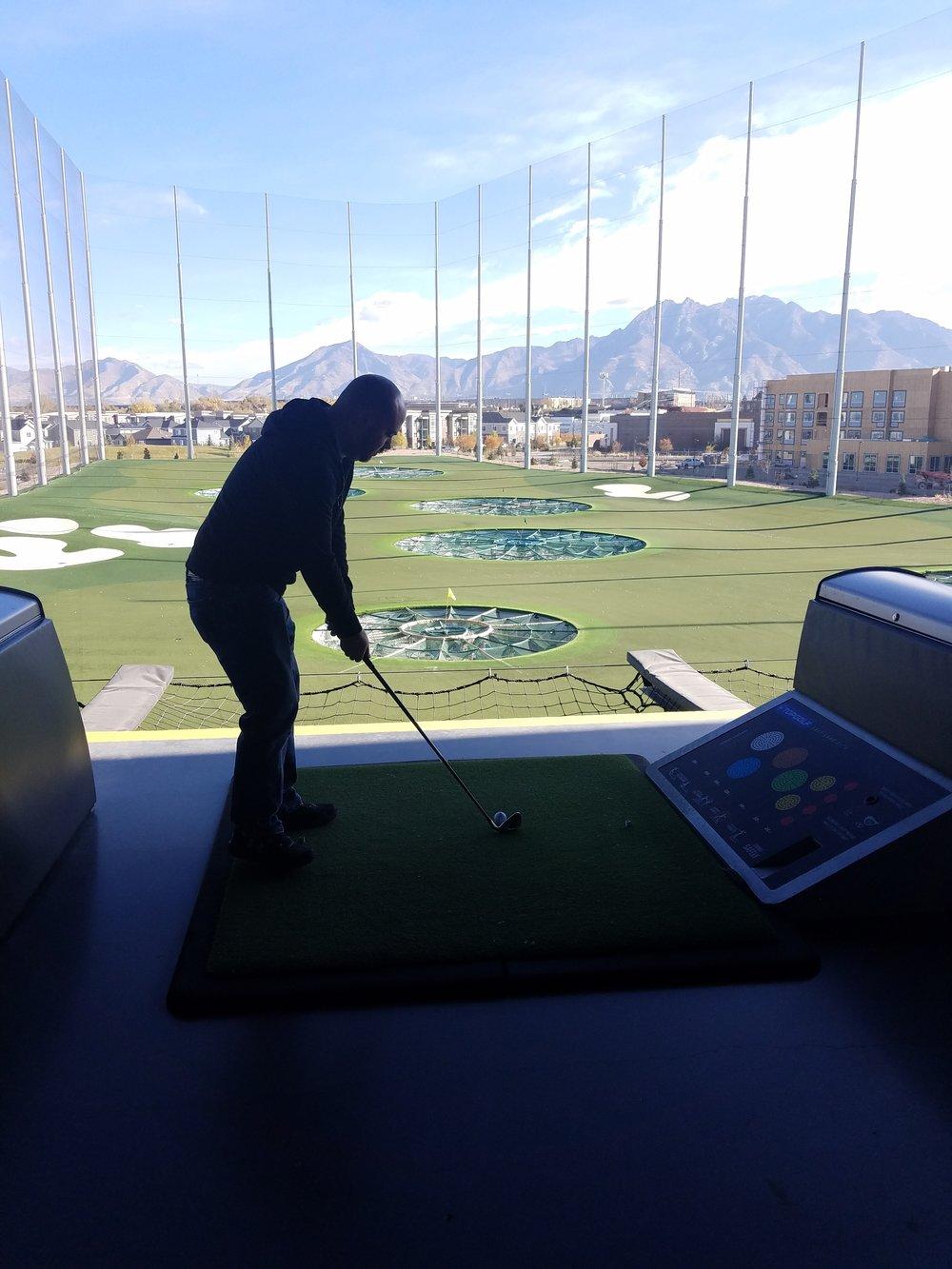 Top Golf Utah