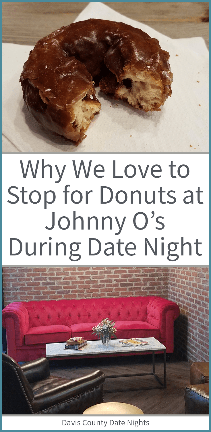 What makes Johnny O's the perfect place to go for date night.