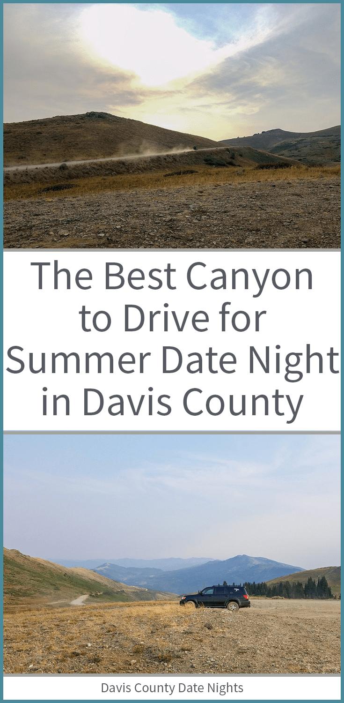 Farmington Canyon Drive - Summer Fun in Davis County